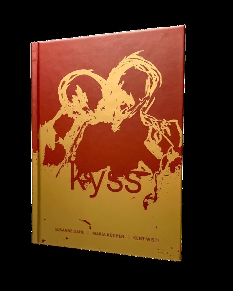 Framsida på KYSS-boken